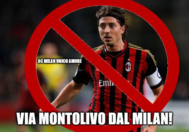 Perchè i tifosi del Milan odiano Montolivo?   Soccer News Fun